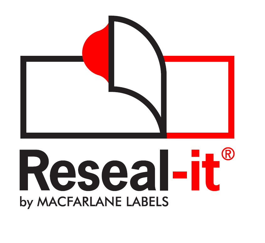 Reseal-it by Macfarlane Labels