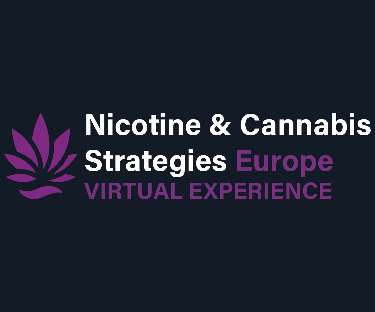 Nicotine & Cannabis Strategies Europe – Virtual Experience 2020