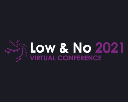 Low & No 2021: Virtual Conference